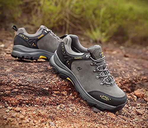 Senderismo Hombre Al Trekking Camel Low Top Zapatos De Antideslizante Profesional Para Aire Deporte Libre Zapatillas N80mOnvw