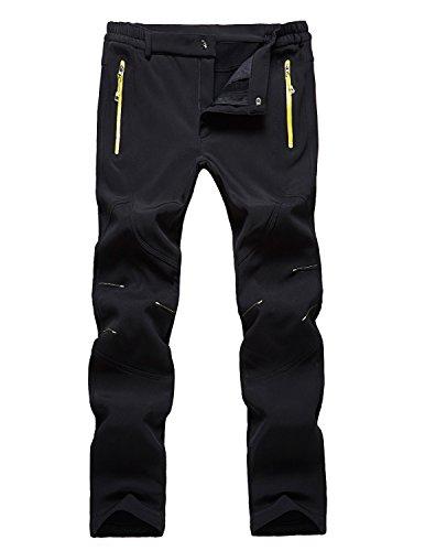 Freiesoldaten Hombres Al Aire Libre Excursionismo Caza Pantalones Impermeable A Prueba De Viento Softshell Pantalones Termicos Con Cinturon Ropa Impermeable Y De Nieve Pantalones Impermeables