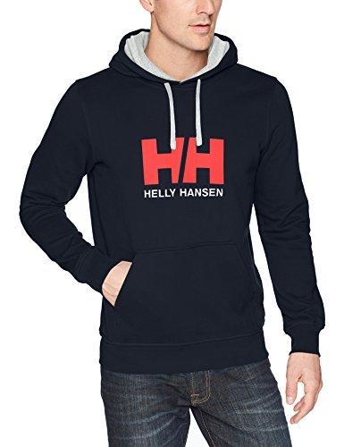 apariencia estética fecha de lanzamiento originales Helly Hansen HH Logo sudadera con capucha para hombre