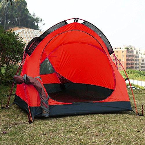 578ab3c3a4 Hillman Tienda de Campaña, Ultraligera Tienda a prueba de viento de ...