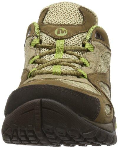 Zapatos de Senderismo de Cuero Mujer Merrell Azura WTPF