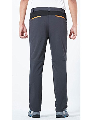 2a67634c0 Mujer Hombre de Trekking Senderismo Impermeable Secado Rápido Deportivos  Transpirable Pantalones