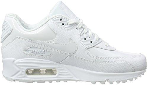 Nike Wmns Air MAX 90 Lea, Zapatillas de Trail Running para