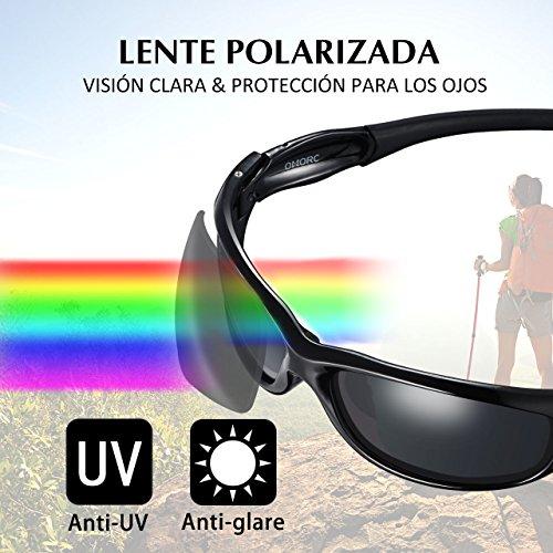 Montaña Sol Deportivo Y Gafas De Ropa Senderismo Omorc 5Rj3Lqc4A