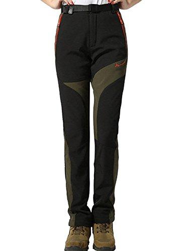 42b603d1a8a43 Pants Mountain Women Winter Pants Softshell Waterproof Pant gives Hiking ...