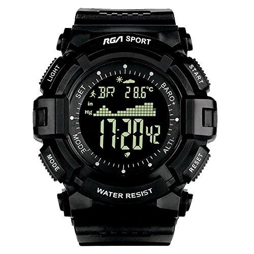 0e2b52fd3163 Reloj de pulsera deportivo digital para hombres ...