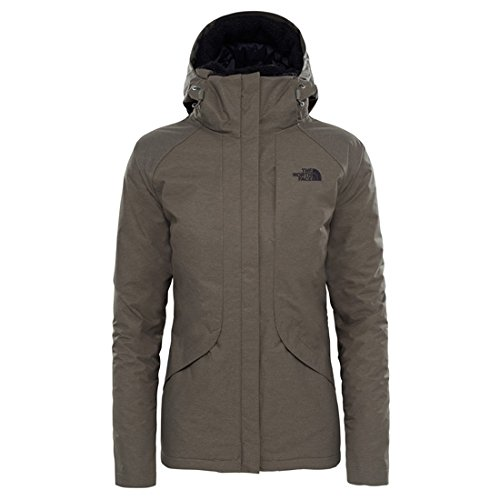 los Angeles a79cc 3cbf2 The North Face W Inlux Chaqueta Impermeable, Mujer