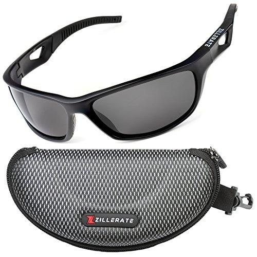 7d71e5ea69 Zillerate Gafas de Sol Polarizadas Deportivas para Hombre y Mujer ...