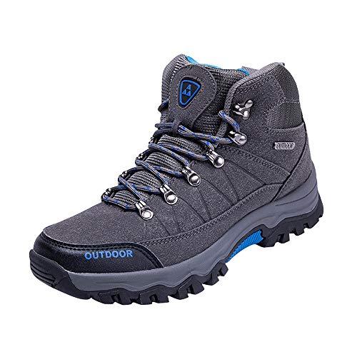 65c2df4f7 Botas de montaña Impermeables para Hombre,ZARLLE Zapatos Botas de ...